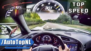 2014 corvette stingray z51 top speed 2017 corvette stingray c7 acceleration top speed autobahn by
