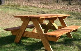 Folding Picnic Table With Benches Folding Picnic Table Plans Pdf Free Metric Person Faedaworks Com