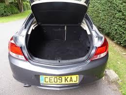 vauxhall insignia trunk used vauxhall insignia hatchback 1 8 i vvt 16v elite 5dr in epsom