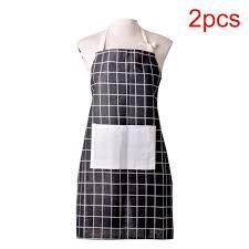les modeles de tablier de cuisine xcsource tablier ordinaire 2 pcs vêtements de travail coton modèle