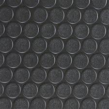 Rubber Cal Inc Wipe Your Rubber Cal Coin Grip Anti Slip Garage Flooring Rubber Mat