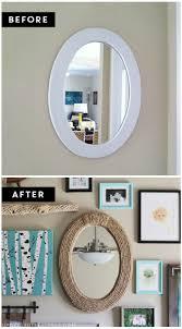 Nautical Themed Bathroom Accessories Best 25 Nautical Mirror Ideas On Pinterest Nautical Bathroom