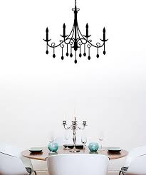 Chandelier Wall Decal 34 Best Wall Decal Images On Pinterest Chandeliers Wall Decals