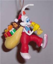 amazon com christmas magic roger rabbit disney ornament home