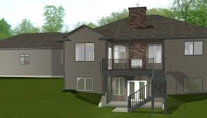 walkout basements home plans with walkout basements luxamcc org