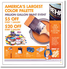 Home Depot 5 Gallon Interior Paint by Keywords Depot Ad And Tags
