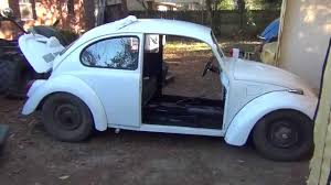 1974 volkswagen thing interior 73 vw beetle restoration update 5 youtube