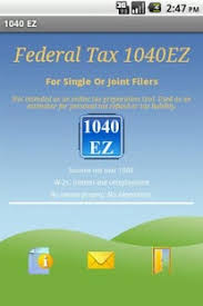 2014 Tax Tables 1040ez Federal Tax 1040ez Android Apps On Google Play