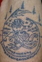 muay thai tattoos meanings sak yant thai tattoos and meanings