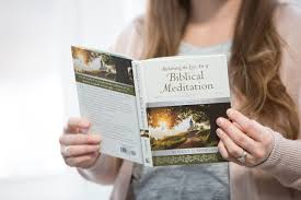 reclaiming the lost art of biblical meditation find true peace in