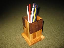 wooden pencil holder plans 100 scrap wood pencil holder by paul pomerleau lumberjocks com
