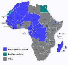 Map Of Africa Countries by Map Of Africa In French Deboomfotografie