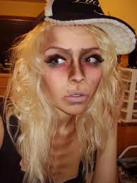 pretty zombie makeup tutorial mugeek vidalondon