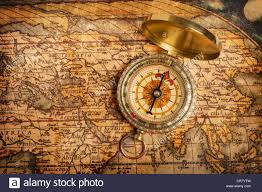 Map Of Usa With Compass The Golden Compass Stock Photos U0026 The Golden Compass Stock Images