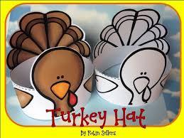 thanksgiving hats turkey hat clipart 42