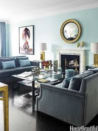 house beautiful living room living room design blue living rooms spaces room ideas house