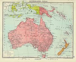 atlas map of australia political map of australia 1950 atlas antique map australian
