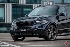 Bmw X5 Black - these custom 22