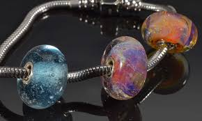 european style charm bracelet images European style charm bracelet memorial glass beads jpg
