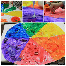 how to teach colors to preschoolers teaching 2 and 3 year olds