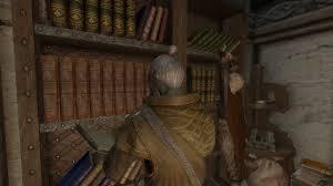bookshelf fix at skyrim nexus mods and community