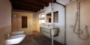 davanzali interni in legno modello doge 200 m2 casa in legno con tetto friuli o a filo a