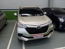 toyota avanza 2016 yours for as low as 71k downpayment promo cebu