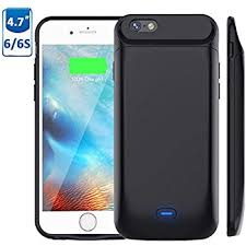 iphone 6 amazon black friday 2016 amazon com apple charcoal gray battery case for iphone 6 and 6s