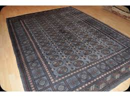 pak bukhara 8 u0027 x 10 u0027 handmade thick wool pile very durable on sale