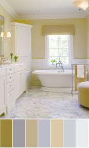 Bathroom Color Scheme by Best 20 Yellow Color Schemes Ideas On Pinterest U2014no Signup