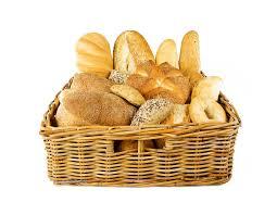 bakery basket bakery basket stock image image of delicious loaf 52694739