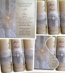 Personalized Keepsakes Candle Personalized Wedding Invitation Unity Keepsake Kandle
