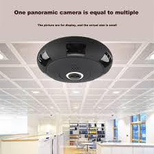 interior home surveillance cameras 3602 1 3mp 360 degree wifi wifi panoramic camera fisheye cctv