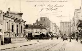 bureau de poste hotel de ville cpa cartes postales anciennes vincennes rue de l hôtel de
