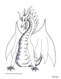 dragon to print free download