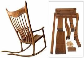 Rocking Chair Conversion Kit Rocking Chair Design Rocking Chair Kits Simple Design Adirondack
