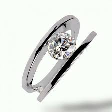 modern wedding rings modern engagement rings 2 styleskier