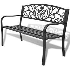 panchine da giardino in ghisa panchina da giardino in ghisa nera