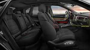 porsche dashboard leather interior problem porsche macan forum