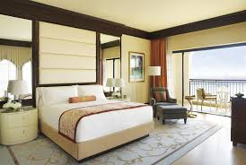 Guest Room With Twin Beds by Deluxe Guest Room The Ritz Carlton Abu Dhabi Grand Canal