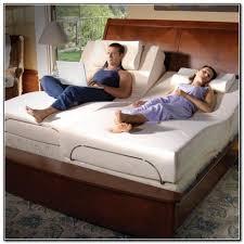 tempurpedic bed frames for mattress tempur pedic ergo adjustable