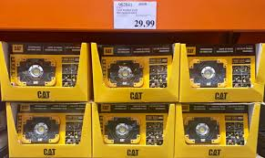 cat rechargeable led work light costco costco deals october
