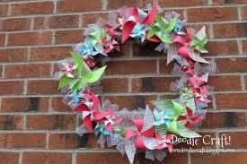 hello wonderful 6 adorable pinwheel crafts
