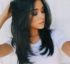 black layered crown hair styles this is amazing when i see all these cute medium length hair