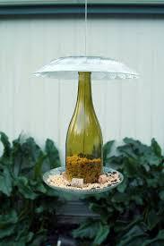 Wine Bottle Planters by 110 Best Glass Bottle Art Images On Pinterest Wine Bottle Crafts