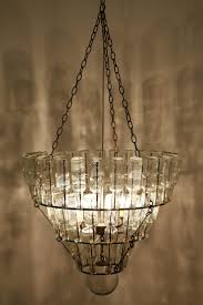 Diy Large Chandelier Glass Bottle Chandelier Diy U2013 Tendr Me