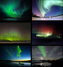 what creates the northern lights aurora simple english wikipedia the free encyclopedia