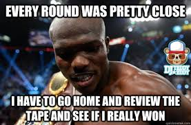 Tim Meme - manny pacqauio vs tim bradley meme i have to go home and review the