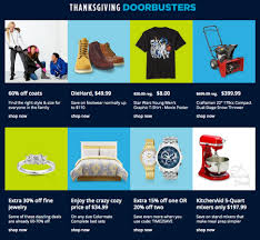 sears thanksgiving black friday doorbusters live now