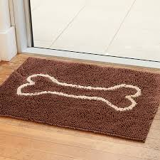Wipe Your Paws Footprint Doormat Dirt Trap Pet Doormat House Of Pets